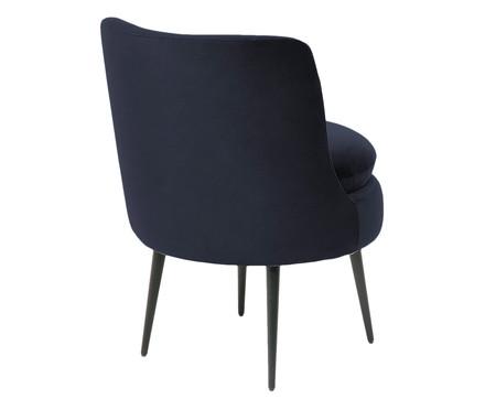 Poltrona de Madeira Sophia - Azul | WestwingNow