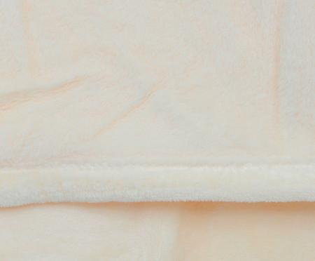 Cobertor Sweet Dreams Marfim Malha de Urdume 300g/m²- Bege | WestwingNow