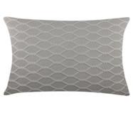 Fronha de Travesseiro em Tricô Viola - Bege | WestwingNow