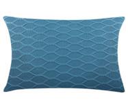 Fronha  de Travesseiro em Tricô Viola - Jeans | WestwingNow