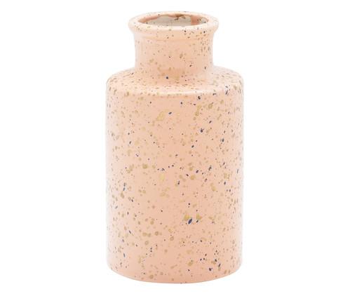 Vaso em Porcelana Denmark - Rosa, Rosa | WestwingNow