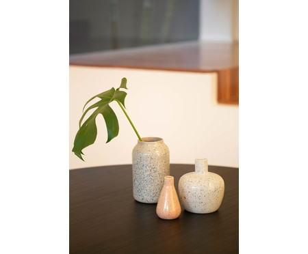 Vaso em Porcelana Ramona - Rosa | WestwingNow