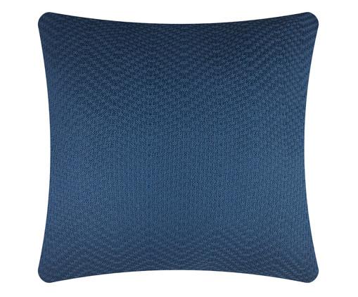 Capa de Almofada em Tricô Sharlene - Azul, Azul | WestwingNow