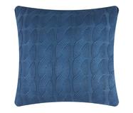 Capa de Almofada em Tricô Clarice - Azul | WestwingNow