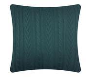 Capa de Almofada em Tricô Julia - Verde | WestwingNow