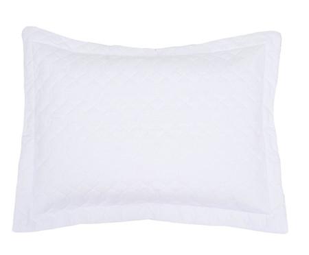 Porta-Travesseiro Premier Branco - 180 Fios | WestwingNow