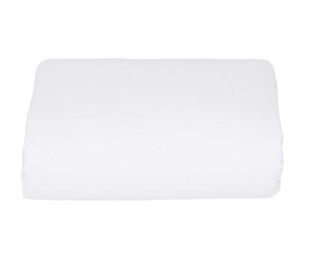 Lençol Inferior com Elástico Premier Branco - 180 Fios | WestwingNow