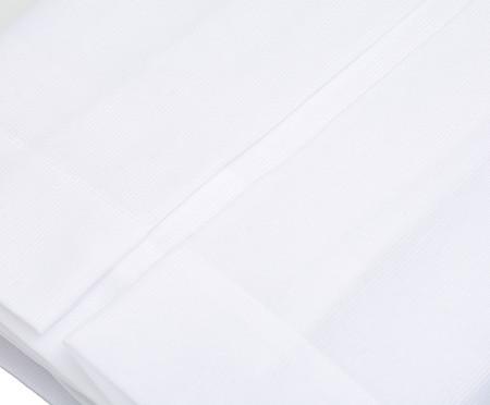 Saia para Cama Box Gorgurinho - Branca | WestwingNow