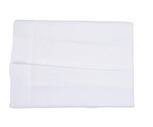 Saia para Cama Box Gorgurinho - Branca, Branco | WestwingNow