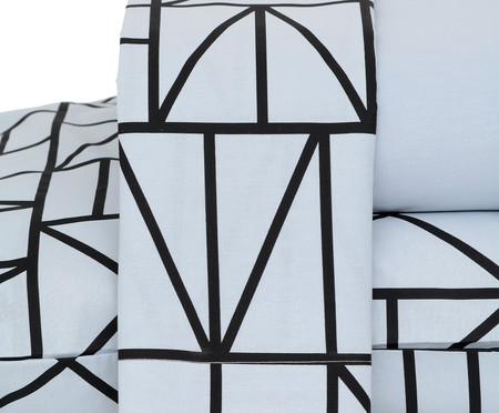 Jogo de Lençol Grafith - 150 Fios | WestwingNow