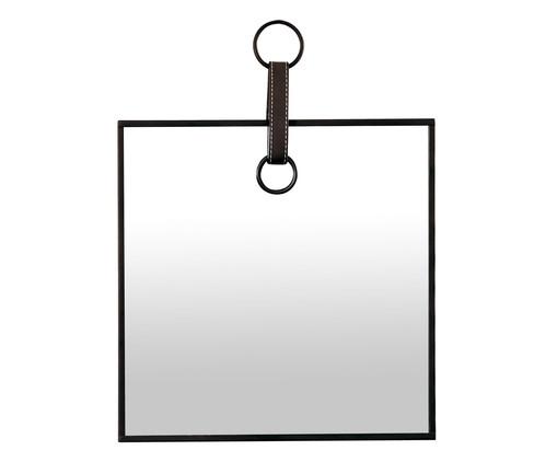 Espelho de Parede Elia - Preto, Preto, Espelhado | WestwingNow