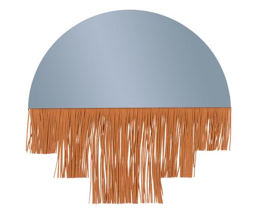 Espelho Crawford - Fumê, marrom | WestwingNow