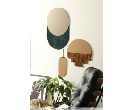 Espelho Crawford - Cobre | WestwingNow