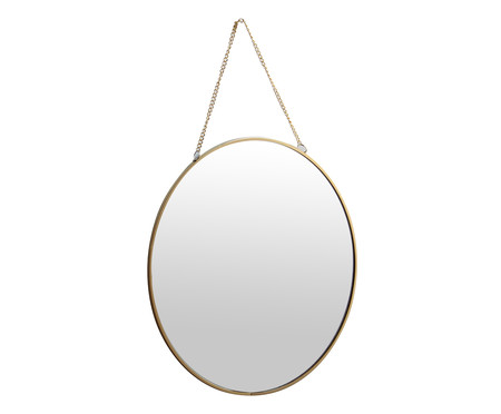 Espelho de Parede Liz - Dourado | WestwingNow