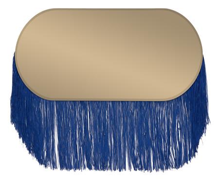 Espelho Harpier - Dourado | WestwingNow