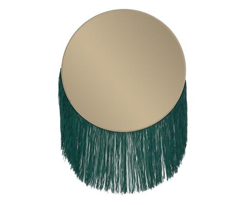 Espelho Alves - Marrom, marrom   WestwingNow