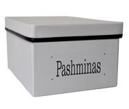 Caixa Organizadora Flat Pashimas | WestwingNow