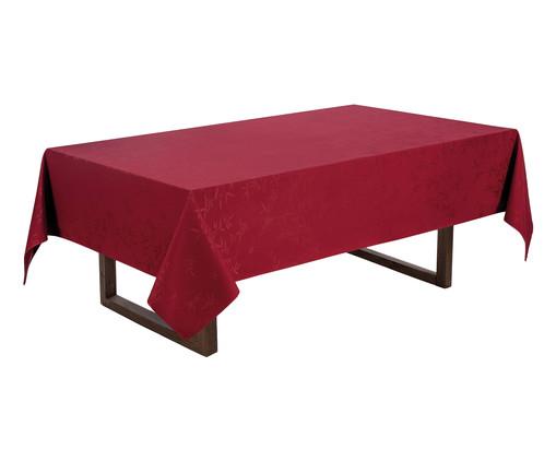 Toalha de Mesa Celebration Veríssimo - Vermelho, Vermelho | WestwingNow