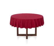 Toalha de Mesa Celebration Veríssimo Redonda - Vermelha | WestwingNow