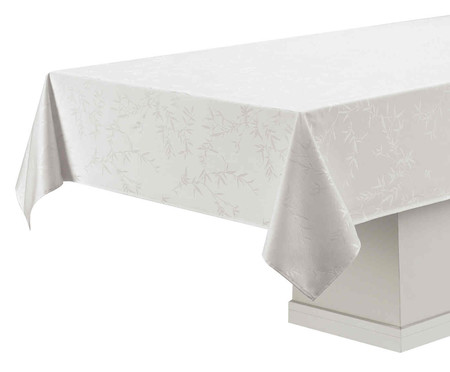 Toalha de Mesa de Algodão Veríssimo - Branca | WestwingNow