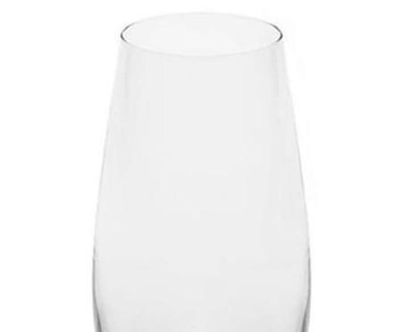 Jogo de Taças para Cerveja em Cristal Usak - Transparente | WestwingNow