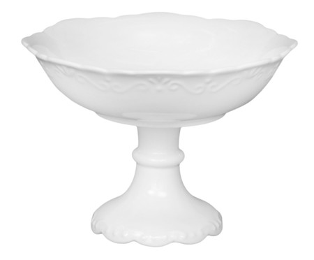 Fruteira em Porcelana Relevo - 15,5X22cm | WestwingNow