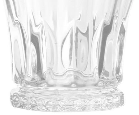 Jogo de Copos para Uísque em Cristal Ruby - Transparente | WestwingNow