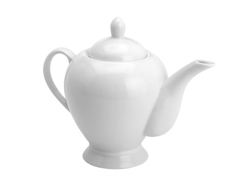 Bule para Chá Classic - Branco | WestwingNow