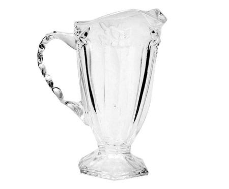 Jarra em Cristal Jill 1250 ml - Transparente | WestwingNow