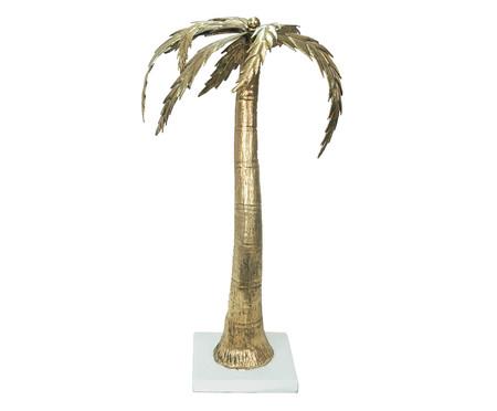 Adorno Decorativo de Resina Coqueiro Morris - Dourado | WestwingNow