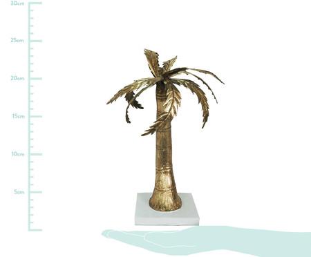 Adorno Phillips de Palmeira em Resina - Dourado | WestwingNow