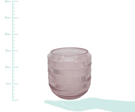Vaso de Vidro Pierce - Rosa | WestwingNow