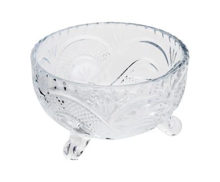 Jogo para Sobremesa em Cristal Glory - Transparente | WestwingNow