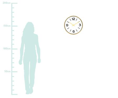 Relógio de Parede Clare - Dourado | WestwingNow