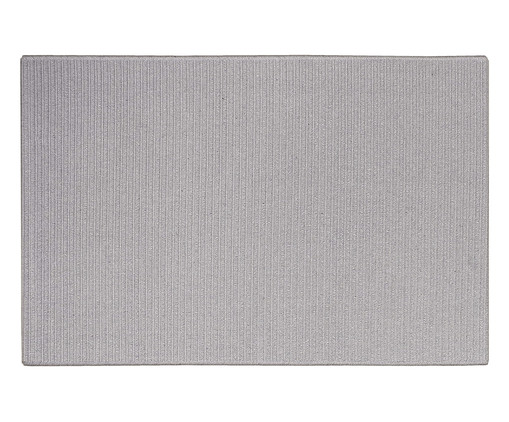 Tapete Cotton Texture - Cinza, Cinza | WestwingNow