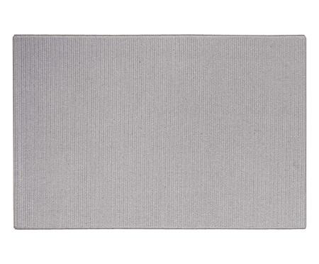 Tapete Cotton Texture - Cinza | WestwingNow