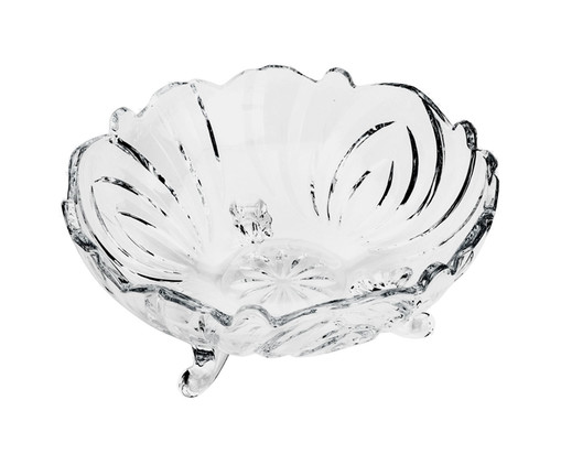 Bowl de Cristal Sami, Transparente | WestwingNow