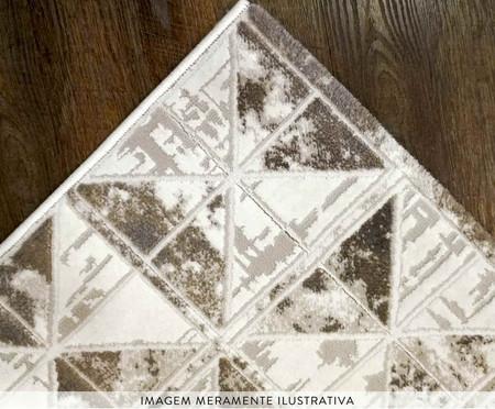 Tapete Geométrico Majestic Noah - Marrom e Bege | WestwingNow