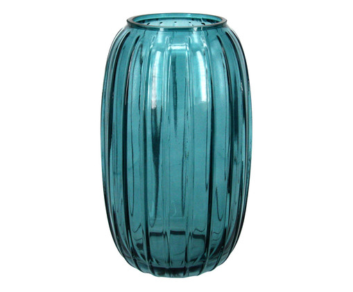 Vaso Pacaembú - Azul, Azul | WestwingNow