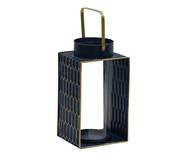 Lanterna Ashira - Azul e Dourada | WestwingNow