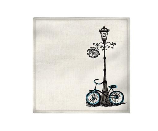 Guardanapo Bicycle, Branco | WestwingNow