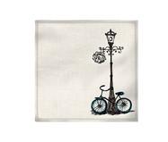 Guardanapo em Linho Misto Bicycle | WestwingNow