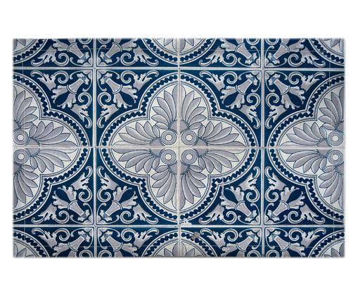 Lugar Americano em Linho Amaro - Azul, Azul | WestwingNow