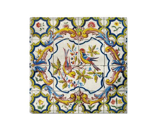 Guardanapo Peace - Estampado, Multicolorido | WestwingNow
