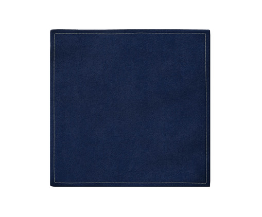 Guardanapo Tilia - Azul, Azul | WestwingNow