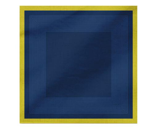 Toalha de Mesa em Linho Tuani - Azul, Azul | WestwingNow