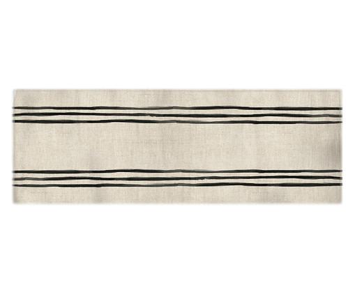 Caminho de Mesa em Kay - Off White, Multicolorido | WestwingNow