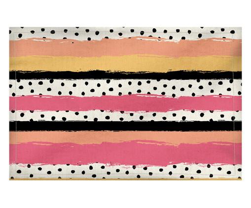 Lugar Americano Lavinia - Estampado, Multicolorido | WestwingNow