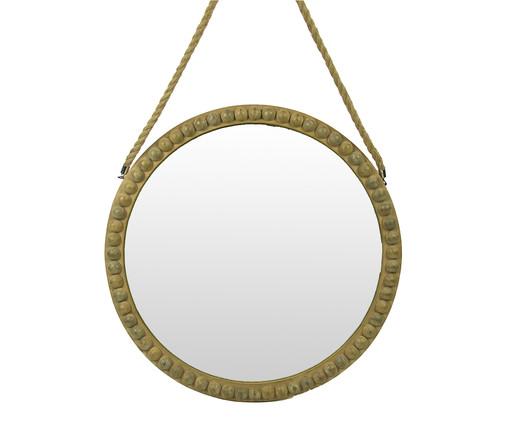 Espelho de Parede Leon - Bege, Bege, Espelhado | WestwingNow