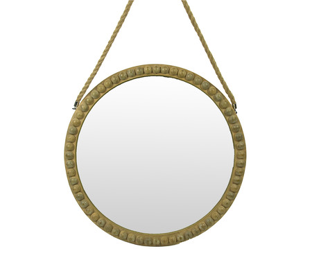 Espelho de Parede Leon - Bege | WestwingNow